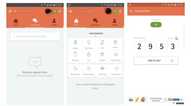 FreeCharge's 'Chat and Pay' takes online payments offline