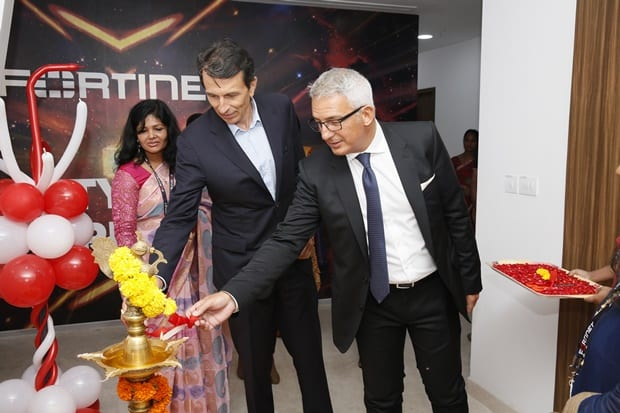 Fortinet, Innovation Centre, Bangalore, WiFi