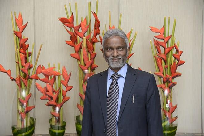 HUDCO CMD M Ravi Kanth