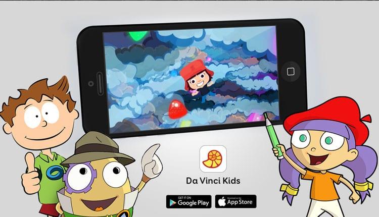 Da Vinci Learning Kids OTT app