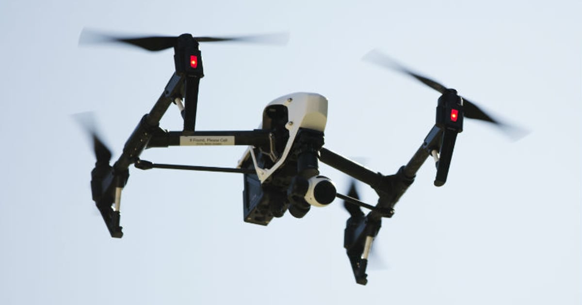CoE for drone development soon at IIT Hyderabad - Express Computer